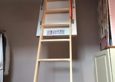 Attic Ladder Installation – Craiglockhart Contracts