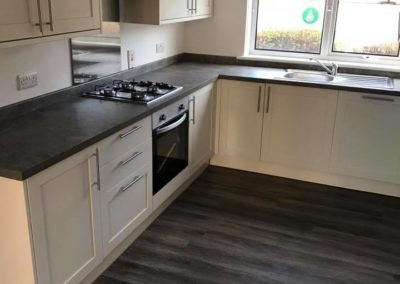 Kitchen Renovation – Craiglockhart Contracts