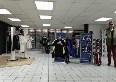Showroom, Shop and WorkshopRenovation – Craiglockhart Contracts